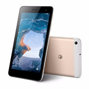 "(1011125) Планшет Huawei MediaPad T2 SC9830Ix4, 1Gb, 8Gb, 7"", IPS (1024x600), Android 6.0, Золотистый, 3G, 4G (LTE), WiFi, BT, Cam, 4100mAh"