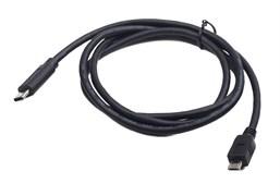 (207559)  Кабель USB 3.1 (Type-C M) -> Micro USB 2.0 (BM),  1.0m, Gembird (CCP-USB2-mBMCM-1M)
