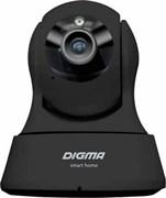 (1011277) Видеокамера IP Digma DiVision 200 Black 2.8-2.8мм цветная