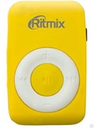 (1011273) плеер MP3 RITMIX RF-1010 Yellow