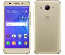 "(1011253) Смартфон Huawei Y3 2017 MT6580Mx4, 1Gb, 8Gb, 5"" IPS (854x480), Android 6.0, Золотой, 3G, 2sim, WiFi, GPS, BT, Cam, 2200mAh"