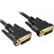 (1011417) Кабель DVI dual link (25M-25M) 3м Exegate, позолоченные контакты EX257295RUS