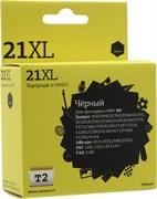(1011415) Картридж T2 C9351CE №21XL (IC-H9351) для HP Deskjet 3920/D1360/D1460/D1560/D2330/F2180/F380/PSC1410, черный, 475 стр.