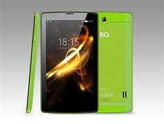 "(1011268) Планшет BQ-7083G Light SC7731 Cx4, 1Gb, 8Gb, 7"" TN (1024x600), Android 7.0, Зеленый, 3G, 2sim, WiFi, GPS, BT, Cam, 2400mAh"