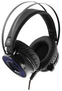 """(1011541) Гарнитура игровая Gembird MHS-G500L, код """"Survarium"""", черный, подсветка синяя, регулировка громкости, кабель тканевый 2.5м"""