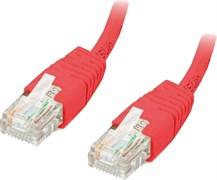 (1011499) Патч-корд UTP Cablexpert PP12-5M/R кат.5e, 5м, литой, многожильный (цвет в ассортименте)