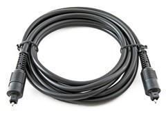 (1011469) Кабель оптический Cablexpert  CC-OPT-2M Toslink 2xODT M/M, 2м