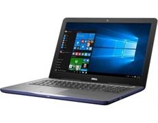 "(1011569) Ноутбук Dell Inspiron 5565 синий  15.6"" A10 9600P, 8Gb, 1Tb, DVD-RW, AMD Radeon R7 M445 4Gb, 15.6"", HD (1366x768), Windows 10, blue, WiFi, BT, Cam (5565-7829)"