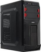 (1011594) Exegate EX261424RUS Корпус Miditower Exegate AB-224U <Black, без БП, ATX,  3*SATA, 2*USB+2*USB3.0, Audio>