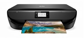 (1011598) МФУ струйный HP DeskJet Ink Advantage 5075 AiO (M2U86C) A4 Duplex WiFi USB черный
