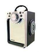 (1011279) Акустическая портативная система KS-is (KS-335)  20вт., Bluetooth, USB, microSD. динамичная 3D LED подсветка.