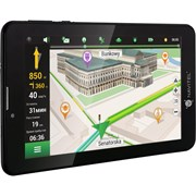 "(1011629) Навигатор Автомобильный GPS Navitel T700 3G 7"" 1024x600 16384 microSD BT черный Navitel"
