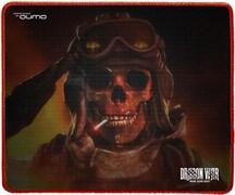(1011661) Коврик Qumo Deadly Salute для мыши, 280*230*3 mm