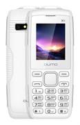 "(1011646) Мобильный телефон QUMO Push X2 white / 1,8"" /128x160/ 2SIM/ 0.08MP camera/ MicroSD/ MP3"