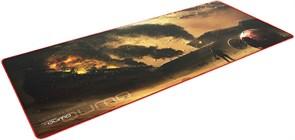 (1011639) Коврик Qumo Iron Sky для мыши  800*350*4