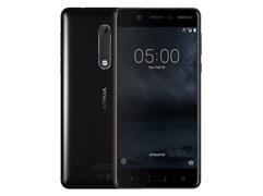 "(1011676) Смартфон NOKIA 5 Dual sim Черный, Snapdragon 430x8, 2Gb, 16Gb, 5.2"" (1280x720) Gorilla Glass, Android 7.1, 3G, 4G/LTE, WiFi, GPS,  BT, NFC, Cam 13 Mpix, Сканер отпечатка пальца , 3000mAh (11ND1B01A20)"