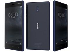 "(1011675) Смартфон Nokia 3 Dual sim Синий, MT6737x4, 2Gb, 16Gb, 5"" (1280x720) Gorilla Glass, Android 7.1, 3G, 4G/LTE, WiFi, GPS, BT, Cam, Сканер отпечатка пальца, 2630mAh (11NE1L01A06)"