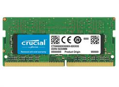 (1016253) Память DDR4 8Gb 2400MHz Crucial CT8G4SFS824A RTL PC4-19200 CL17 SO-DIMM 260-pin 1.2В single rank