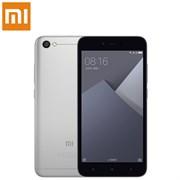 (1011702) Смартфон Xiaomi Redmi note 5A Серый, 5.5'' 1280x720, 1.4GHz, 4 Core, 2GB RAM, 16GB, up to 128GB flash, 13Mpix/5Mpix, 2 Sim, 2G, 3G, LTE, BT, Wi-Fi, GPS, Glonass, 3080mAh, Android 7.1, 150g