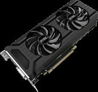 (1011789) Видеокарта Palit GeForce GTX 1070 Ti Dual 1607MHz PCI-E 3.0 8192MB 8000MHz 256 bit DVI HDMI HDCP Dual