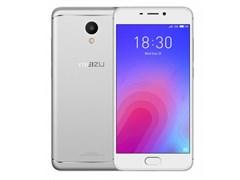 """(1011805) Смартфон Meizu M6 Silver, MediaTek MT6750x8, 2Gb, 16Gb, Mali-T860 MP2, 5.2"""", IPS (1280x720), Android 7, 3G, 4G/LTE, WiFi, GPS/ГЛОНАСС, BT, Cam, 3070mAh M711H_16GB_Silver"""