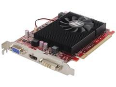 (1011848) Видеокарта PowerColor PCI-E AXR7 240 2GBK3-HV2E/OC AMD R7 240 2048Mb 128b DDR3 750/1600/HDMIx1/CRTx1