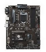(1011852) Материнская плата MSI Z370-A PRO Soc-1151v2 Intel Z370 4xDDR4 ATX AC`97 8ch(7.1) GbLAN RAID+VGA+DVI