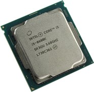 (1011880) Процессор Intel Original Core i5 8600K Soc-1151v2 (CM8068403358508S R3QU) (3.6GHz/iUHDG630) OEM