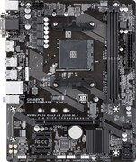 (1011893) Материнская плата Gigabyte GA-A320M-S2H V1.1 Soc-AM4 AMD A320 2xDDR4 mATX AC`97 8ch(7.1) GbLAN RAID+VGA+DVI+HDMI