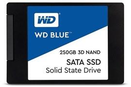 "(1011891) Накопитель SSD WD Original SATA III 250Gb WDS250G2B0A WD Blue 2.5"""