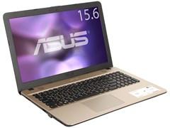 "(1011793) Ноутбук Asus X541NA-GQ245T 15.6"" черный Celeron N3350, 4Gb, 500Gb, Intel HD Graphics 500, 15.6"", HD (1366x768), Windows 10, black, WiFi, BT, Cam (90NB0E81-M04050)"