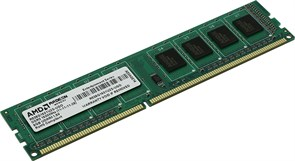 (1011906) Память DDR3 8Gb 1600MHz AMD R538G1601U2S-UGO OEM PC3-12800 CL11 DIMM 240-pin 1.5В