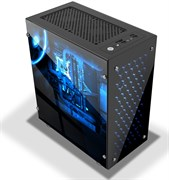 (1011026) Корпус Formula FA-703B черный 450W mATX 6x120mm 2xUSB2.0 1xUSB3.0 audio CR bott PSU