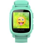 (1011927) Смарт часы детские Elari KidPhone 2  зеленые