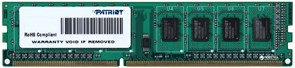 (1011973) Модуль памяти 4GB PC12800 DDR3L PSD34G1600L81 PATRIOT