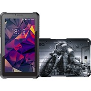 "(1011982) Планшет BQ-7082G Armor Print9 SC7731x4, 1Gb, 8Gb, 7"", IPS (1024x800), Android 7.0, 3G, WiFi, BT, Cam, PowerBank,  4100mAh"