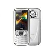 "(1011974) Мобильный телефон BQ-2427 BOOM, 32mb, 32mb, 2sim, 2.4""  (240х320), Серый, Cam 1,3mp, 1700mAh"