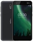 "(1011673) Смартфон Nokia 2 Dual sim Черный,  Snapdragon 212х4, 1Gb, 8Gb,  5"" (1280x720) Gorilla Glass, Android 7.1, 3G, 4G/LTE, WiFi, GPS, BT, Cam, 4100mAh (11E1MB01A03)"