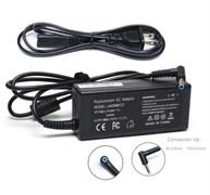 (1011601) Блок питания (сетевой адаптер) для ноутбуков DELL/HP 19.5V 2.31A (4.5x3.0mm c иглой внутри) 45W