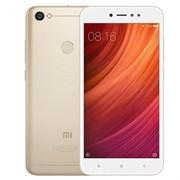 (1012081) Смартфон Xiaomi Redmi Note 5A Prime Золотой, 5.5'' 1280x720, 8 Core, 3GB RAM, 32GB, up to 128GB flash, 13Mpix/5Mpix, 2 Sim, 2G, 3G, LTE, BT, Wi-Fi, GPS, Glonass, ИК, 3080mAh, Android 7.1, 150g