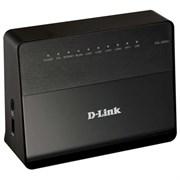 (107851) Беспроводный маршрутизатор D-LINK DSL-2650U ADSL2/ ADSL2+, 802.11g/ b  4xLAN, USB