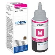 (91890) Картридж Epson C13T66434A Magenta L100