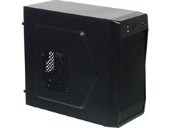(1012129) Корпус Formula FM-602 черный 450W mATX 2x120mm 2xUSB2.0 audio
