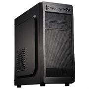 (1012128) Корпус Formula FG-310 черный 500W ATX 2x120mm 1xUSB2.0 1xUSB3.0 audio