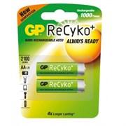 (1012117) Аккумулятор GP Recyko 210AAHCB AA NiMH 2000mAh (2шт)