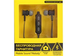 (1012091) Bluetooth-гарнитура Human Friends Melody, Bt v.4.1, функция селфи., Melody