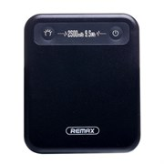 (1011329) Аккумулятор внешний резервный REMAX Pino RPP-51 2500mAh (black)