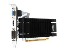 (1012188) Видеокарта MSI PCI-E N730K-2GD3H/LP NV GT730 2048Mb 64b GDDR3 902/1600 DVIx1/HDMIx1/CRTx1/HDCP Ret