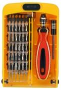 (1012194) Отвертка с набором бит Cablexpert TK-SD-03 (35 предметов)