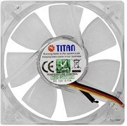 (1012236) Вентилятор Titan TFD-C802512Z/TC(RB) 80x80x25 3-pin 23dB 100gr Ret